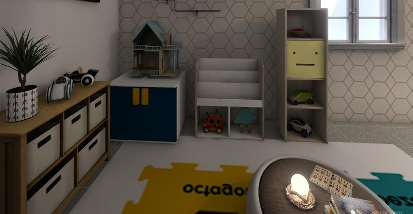 mi nueva casa Interior Design Render