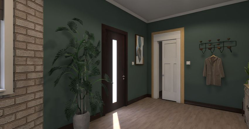 T1 Lisboa Interior Design Render