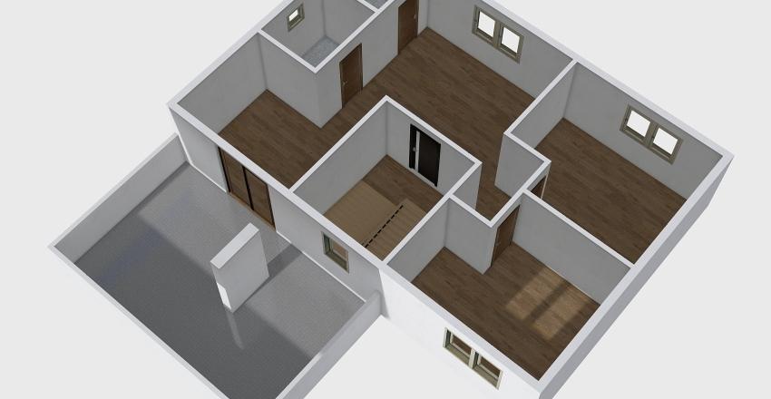 47969. Interior Design Render