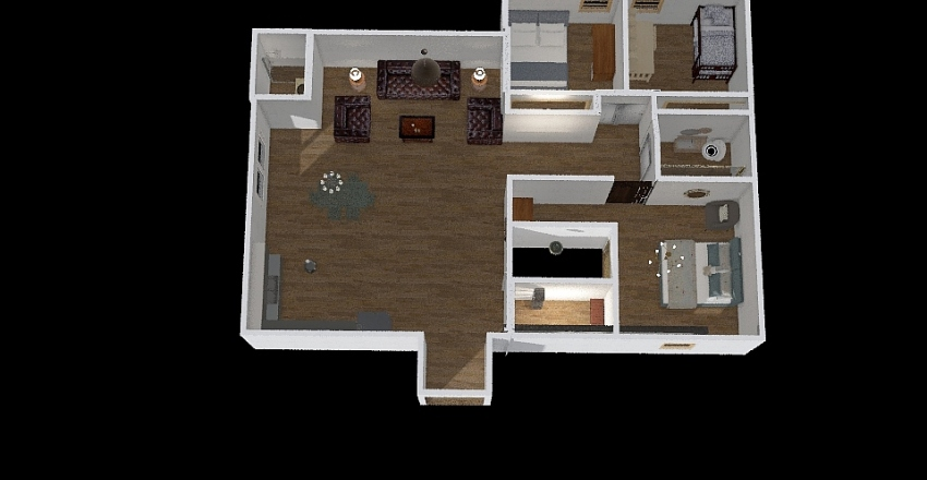 inetior design 2 Interior Design Render