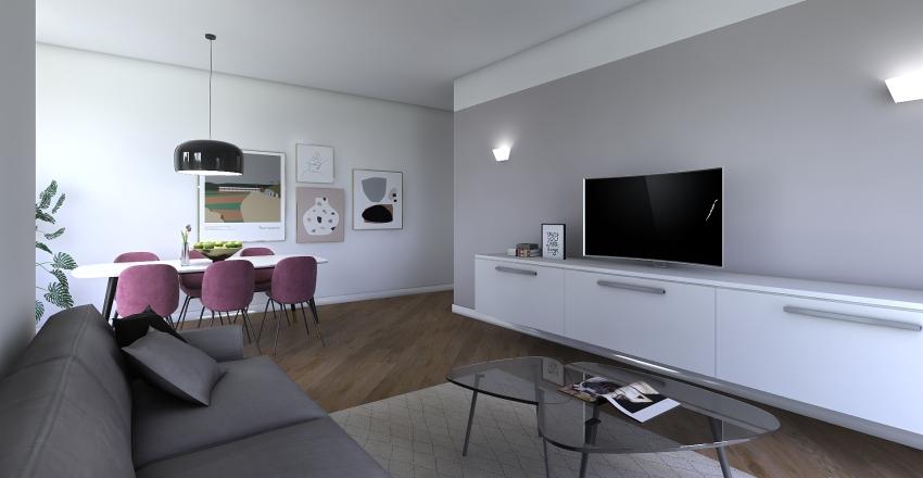 VIALE FAMAGOSTA Interior Design Render