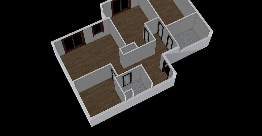 Przystanek_Morena_M7 Interior Design Render