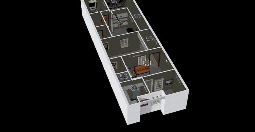 pandian Interior Design Render
