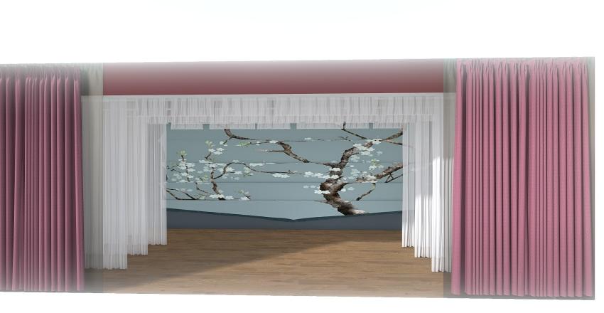 шторы2 Interior Design Render