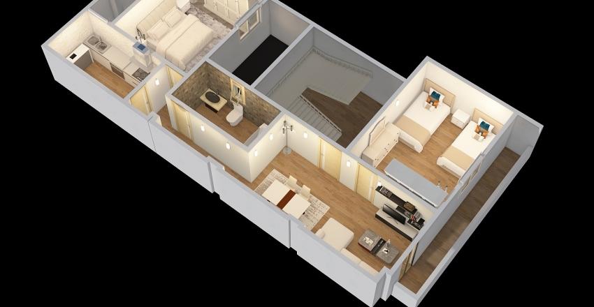 4o8l2 Interior Design Render