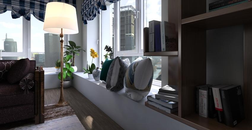 PHENTHOUSE TORONTO Interior Design Render