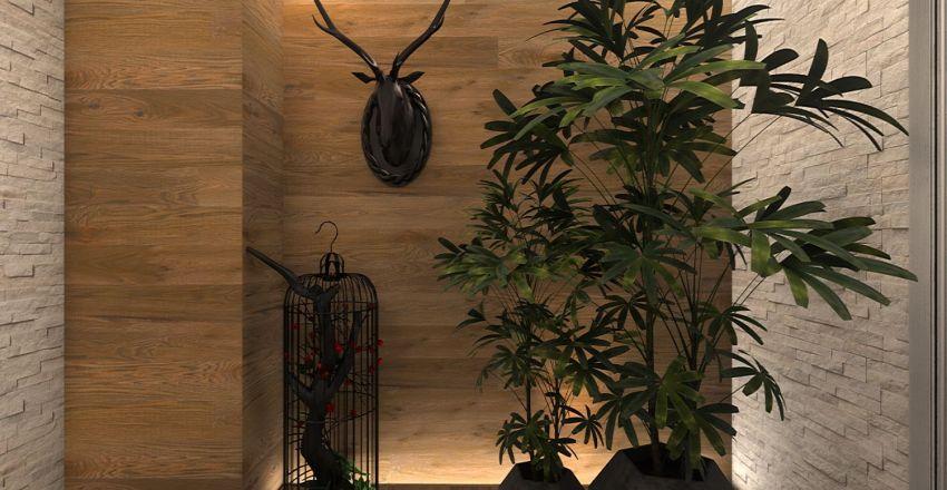 Частный дом Interior Design Render