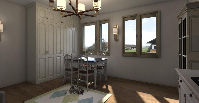 duzy_pokoj_ewa Interior Design Render