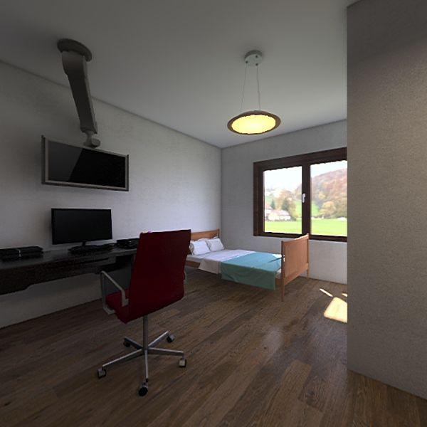 Ronald McDonald House by Bladi Interior Design Render