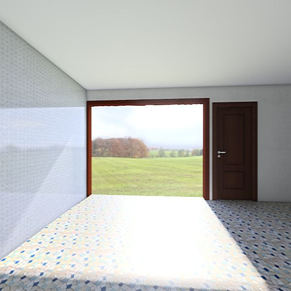 La pradera Interior Design Render