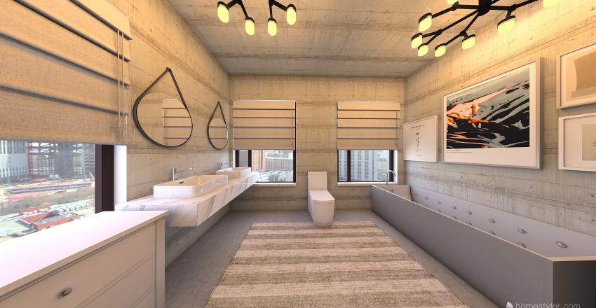 990 Interior Design Render