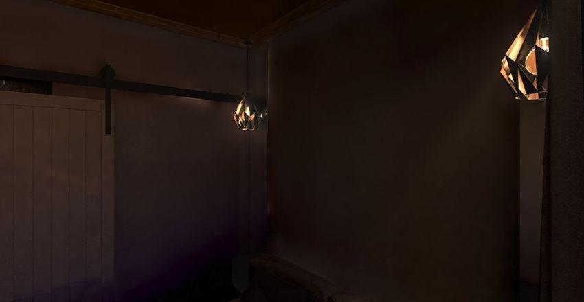 Перепланировка студия Interior Design Render