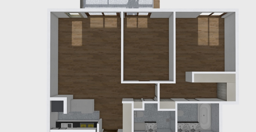 48000 Interior Design Render