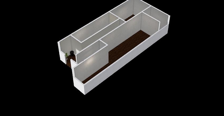 casa de tecnologia Interior Design Render