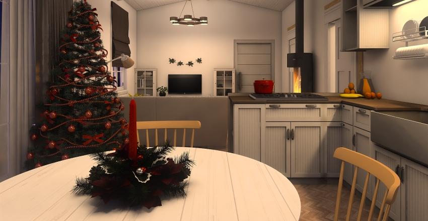 ALBINA Interior Design Render