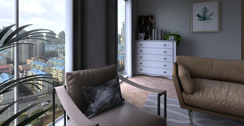 New York app Interior Design Render