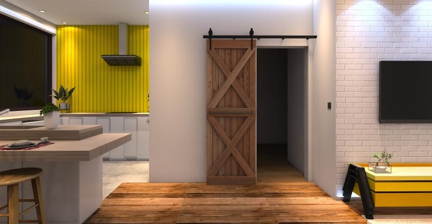 𝕃𝕆𝔽𝕋 𝔸𝕄𝔸ℝ𝔼𝕃𝕆 Interior Design Render