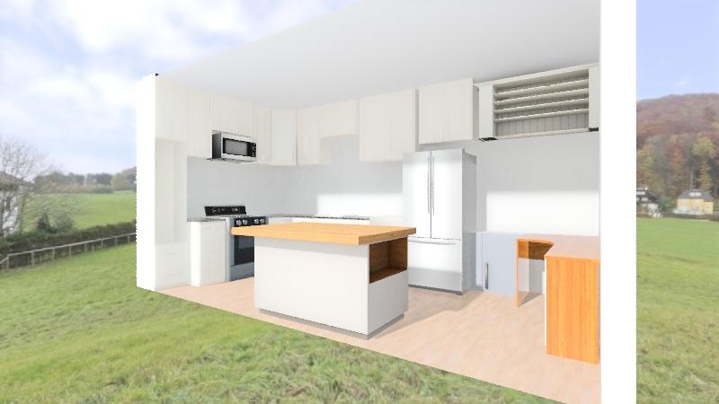 Mason2 Interior Design Render