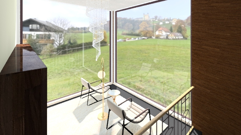 SOFT HOME Interior Design Render