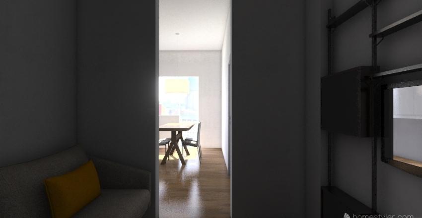liperoti Interior Design Render