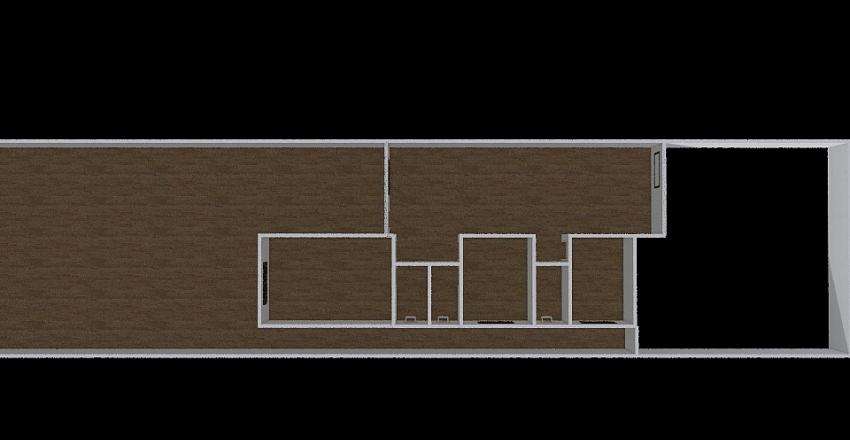 CASA 26 Interior Design Render