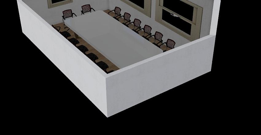 Sala de juntas Interior Design Render