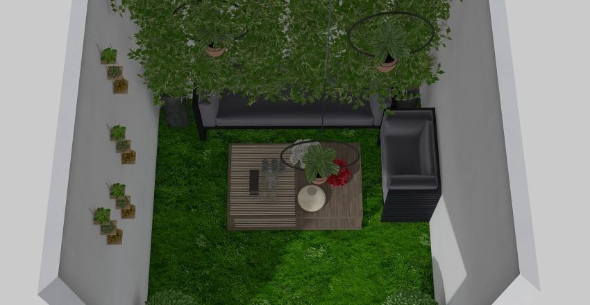 casa alicante Interior Design Render