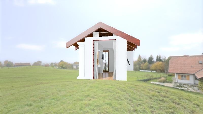 casa jhon jimenez Interior Design Render