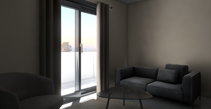monoxoro Interior Design Render