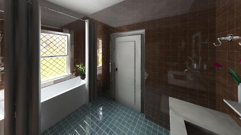Room/Aparment Interior Design Render