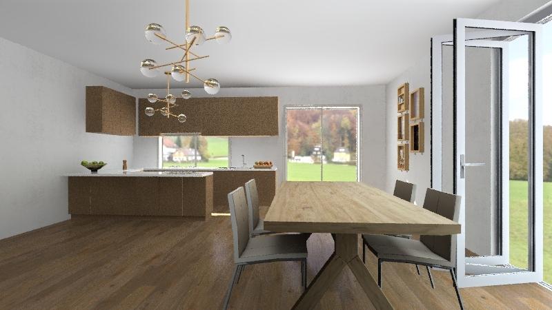 d2 Interior Design Render