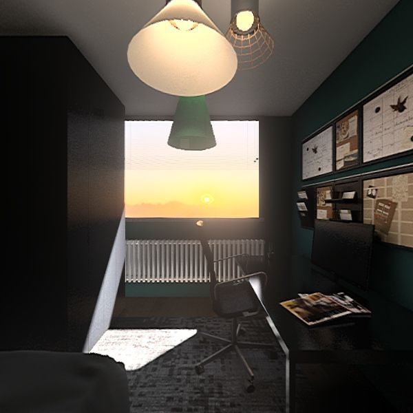 Julian Interior Design Render