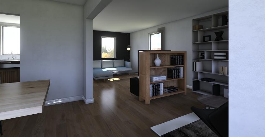 Bredal 1 edit 2 nyt køkken Interior Design Render