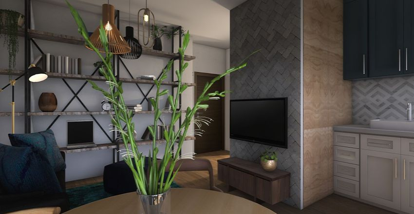 164/5 Interior Design Render