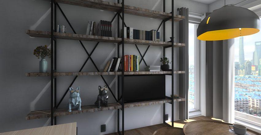 1/1 Interior Design Render