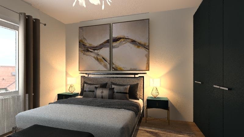Redizajn kuće Interior Design Render
