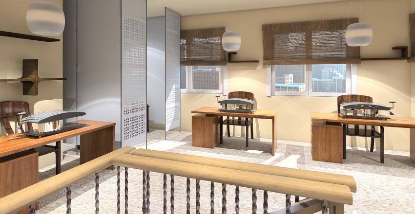 chairty Interior Design Render