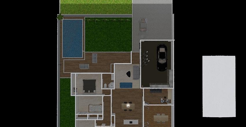 Tui Interior Design Render
