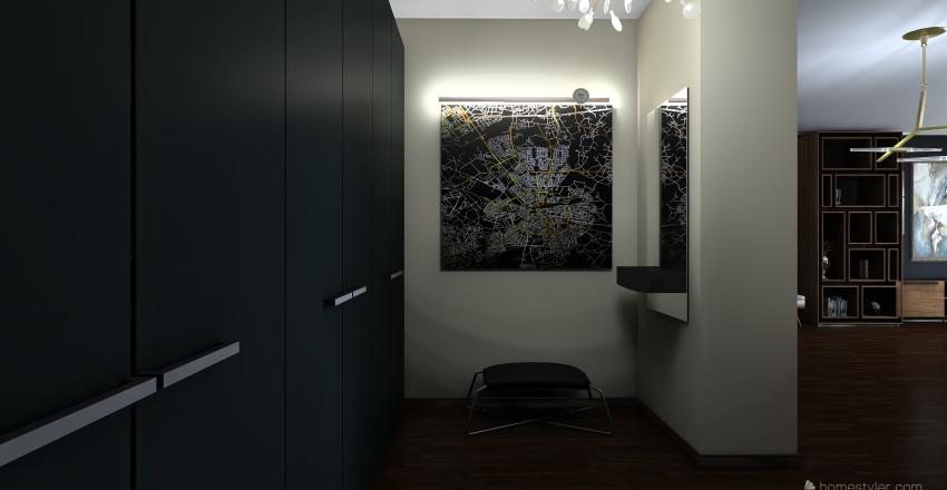 учебная сцена 3.16 Interior Design Render