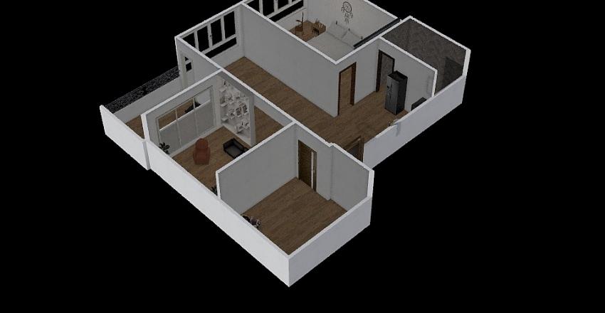 mazzika Interior Design Render
