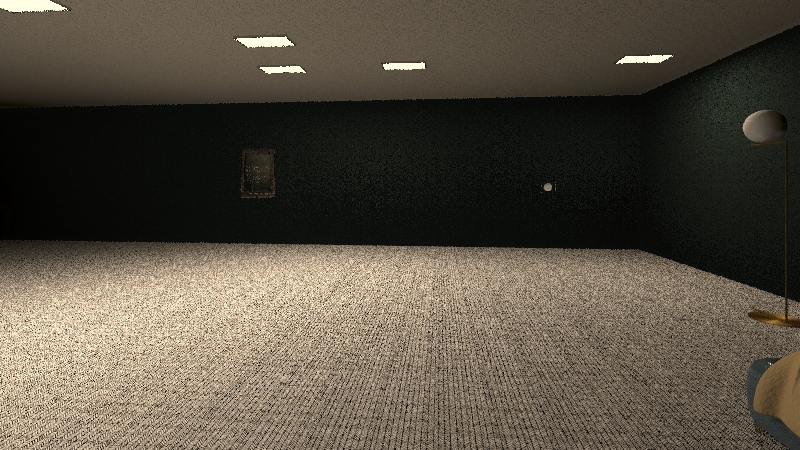 first desin Interior Design Render