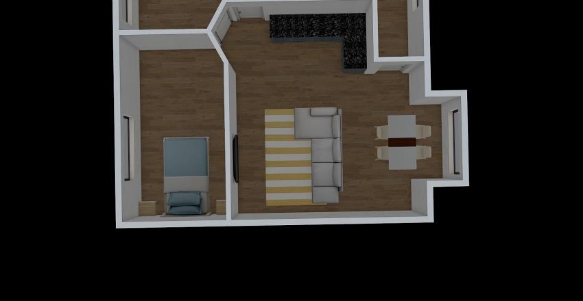 tom11 Interior Design Render