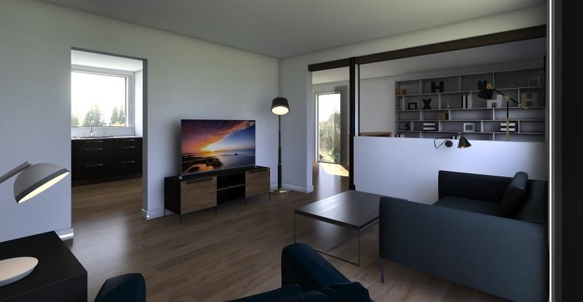Bredal 1 edit 2 ny mur Interior Design Render