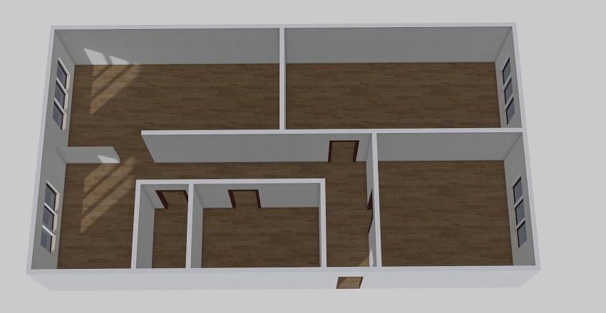 barborka dca Interior Design Render