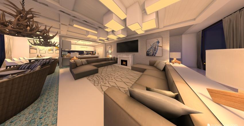 1100 Interior Design Render