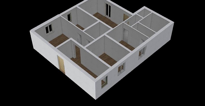 Delfino fino  Interior Design Render