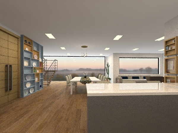 QG  Interior Design Render