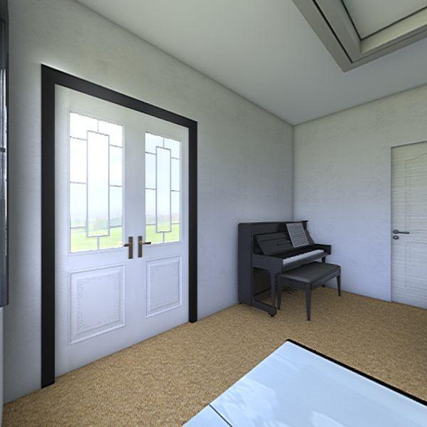 Actual Treehouse Design Interior Design Render