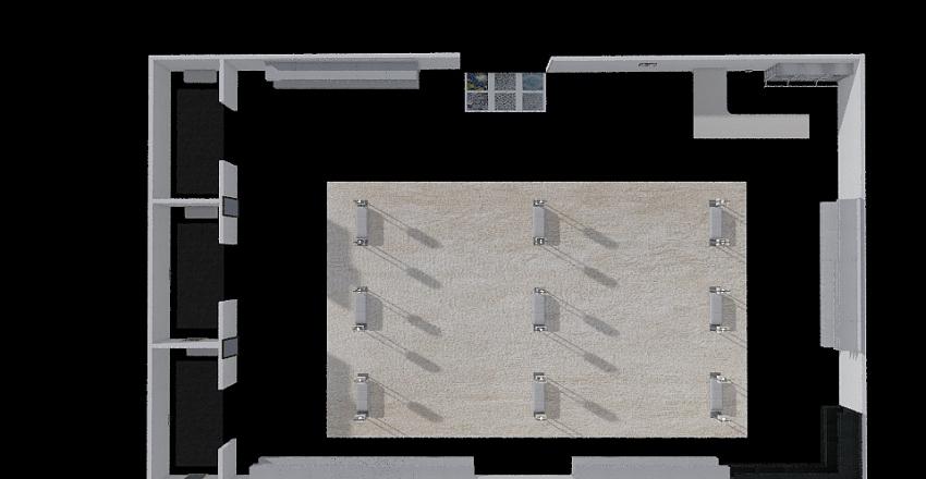 Gronwy Interior Design Render