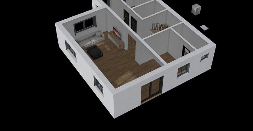 kuca igor Interior Design Render